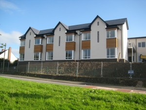 New Build 60 Bed Care Home, Caewern, Neath - Value £5,500,000