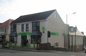 Retail and Residential Development at Former J's Store, Tycoch - Value £360,000