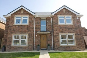 New Build Construction Executive Dwellings, Moorlands, Swansea.  - Value £2,920,000