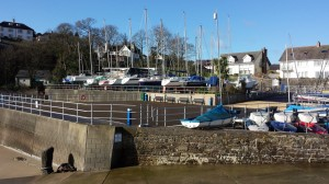 New Slipway and Sea Wall, Saundersfoot Harbour - Value £83,000